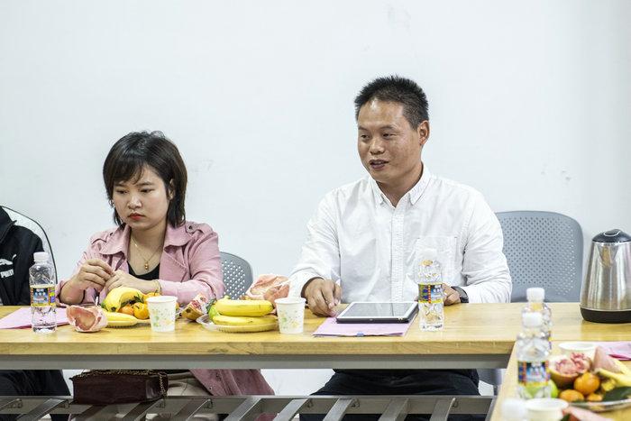 校友代表,国际教育学院校友会分会会长杨本科发言.JPG